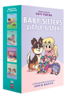 The Baby-sitters Little Sister Graphic Novels #1-4: A Graphix Collection (Adapted edition) (Baby-Sitters Little Sister Graphix) Cover Image
