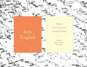 Into English: Poems, Translations, Commentaries Cover Image
