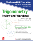 McGraw-Hill Education Trigonometry Review and Workbook Cover Image