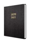 2021 Large Black Planner (Sorrento Press) Cover Image
