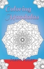 Coloring Mandalas Cover Image