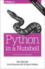 Python in a Nutshell: A Desktop Quick Reference Cover Image