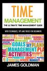 Time management: The ultimate time management guide Cover Image