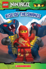 Rise of the Snakes (LEGO Ninjago: Reader) Cover Image
