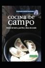 Cocina de Campo: horno de barro, parrilla y disco de arado Cover Image
