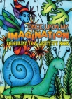 Once Upon My Imagination: Colouring In and Activity Book Cover Image