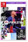 Official Fifa 21 Cover Image