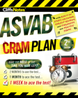 CliffsNotes ASVAB Cram Plan 2nd Edition Cover Image