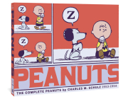 The Complete Peanuts 1953-1954: Vol. 2 Paperback Edition Cover Image