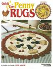 Quick & Easy Penny Rugs Cover Image