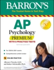 AP Psychology Premium: With 6 Practice Tests (Barron's Test Prep) Cover Image