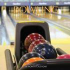 Bowling Calendar 2017: 16 Month Calendar Cover Image