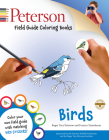 Peterson Field Guide Coloring Books: Birds (Peterson Field Guide Color-In Books) Cover Image