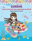 Sirène LIVRE D'ACTIVITÉS DES MARQUEURS DE POINTS Cover Image