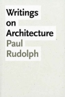 Writings on Architecture Cover Image