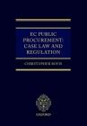 EC Public Procurement: Case Law and Regulation Cover Image