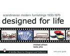 Scandinavian Modern Furnishings 1930-1970: Designed for Life (Schiffer Book for Designers & Collectors) Cover Image