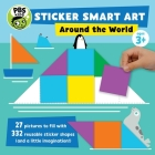 Sticker Smart Art: Around the World (PBS Kids) Cover Image
