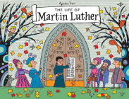 The Life of Martin Luther: A Pop-Up Book Cover Image