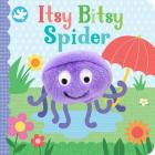 Itsy Bitsy Spider Finger Puppet Book (Little Learners) Cover Image