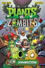 Plants vs. Zombies Volume 1: Lawnmageddon Cover Image