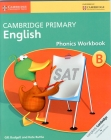 Cambridge Primary English Phonics Workbook B Cover Image