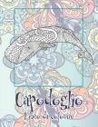 Capodoglio - Libro da colorare Cover Image