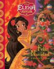 Elena of Avalor Feliz Navidad: A Royal Christmas Cover Image
