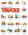 Toddler Coloring Book Trucks: Special Vehicles Cars coloring book for kids & toddlers - Boys & Girls - activity books for preschooler - kids ages 1- Cover Image