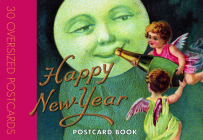 Happy New Year Postcard Book Cover Image