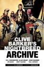Clive Barker's Nightbreed Archive Vol. 1 Cover Image