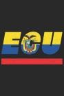 ECU: 2020 Kalender mit Wochenplaner mit Monatsübersicht und Jahresübersicht. Wochenübersicht mit Feiertagen samt Punktraste Cover Image