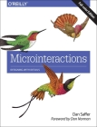 Microinteractions: Designing with Details Cover Image