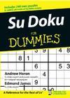 Su Doku for Dummies Cover Image