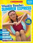 Weekly Reader: Summer Express (Between Grades 3 & 4) Workbook Cover Image