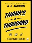 Thanks A Thousand: A Gratitude Journey (TED Books) Cover Image