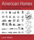 American Homes: The Landmark Illustrated Encyclopedia of Domestic Architecture Cover Image