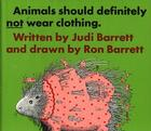 Animals Should Definitely Not Wear Clothing Cover Image