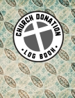 Church Donation Log Book Cover Image