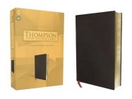 Kjv, Thompson Chain-Reference Bible, Bonded Leather, Black, Red Letter Cover Image