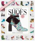 365 Days of Shoes Picture-A-Day Wall Calendar 2020 Cover Image