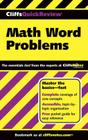 CliffsQuickReview Math Word Problems Cover Image