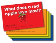 Flip & Fun Fruits: A Flipbook for Little Fingers and Colour Lovers Cover Image