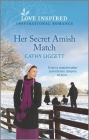 Her Secret Amish Match: An Uplifting Inspirational Romance Cover Image