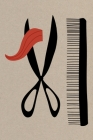 Notes: A Blank Sheet Music Notebook with Barber Humor Cover Art Cover Image