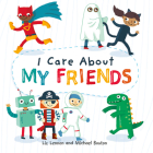 I Care about My Friends Cover Image