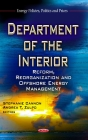 Department of the Interior Cover Image