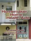 Homemaker Home Health Aide (Book Only) Cover Image