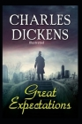 Great Expectations Illustrated Cover Image