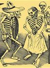 Day of the Dead Notebook Cover Image